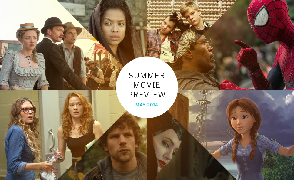 2014 summer film anticipation guide: May
